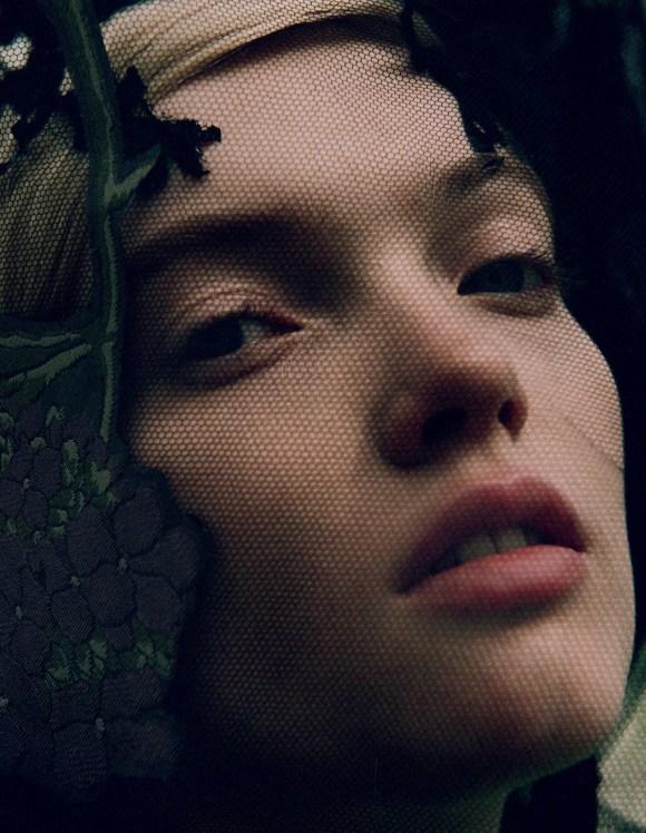 Ruth Bell by Yelena Yemchuk for Vogue China