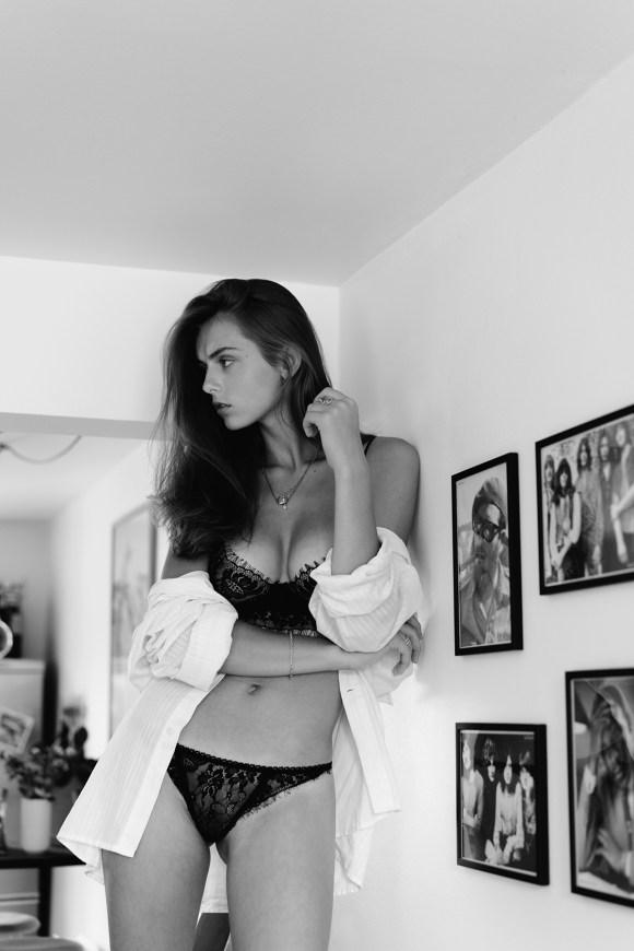 Anastasiya Jepsen by Fran Dominguez