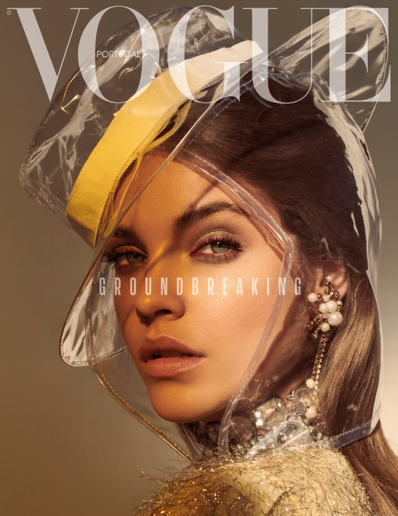 Barbara Palvin by Andreas Ortner for Vogue Portugal