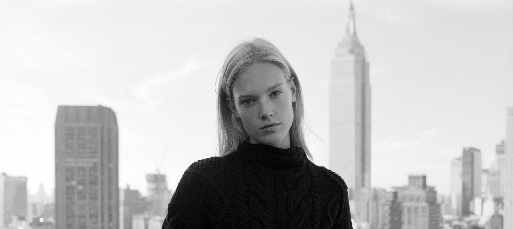 Charlene Högger by J. Konrad Schmidt