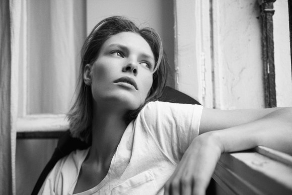 Alexandra Martynova by Henrik Adamsen