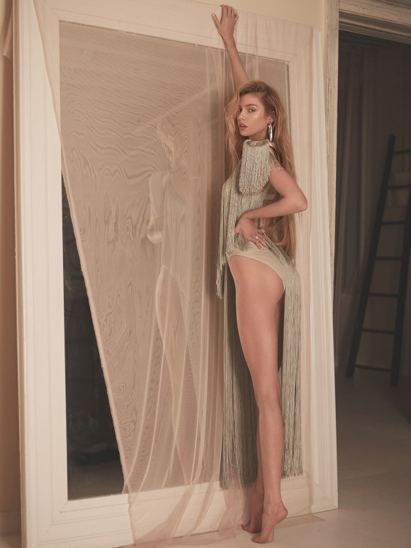 Stella Maxwell by Greg Swales for Issue Magazine