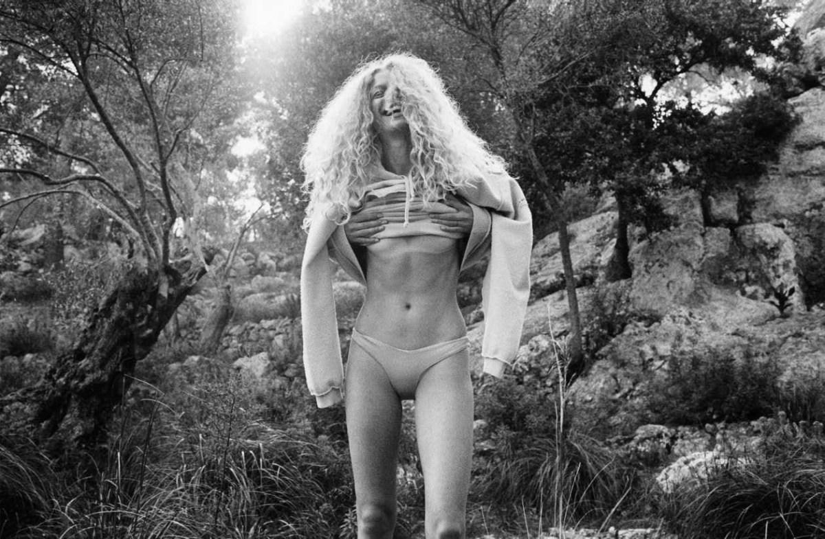 Frederikke Sofie by Dan Martensen for Vogue Germany