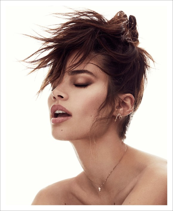 Sara Sampaio by Adam Franzino
