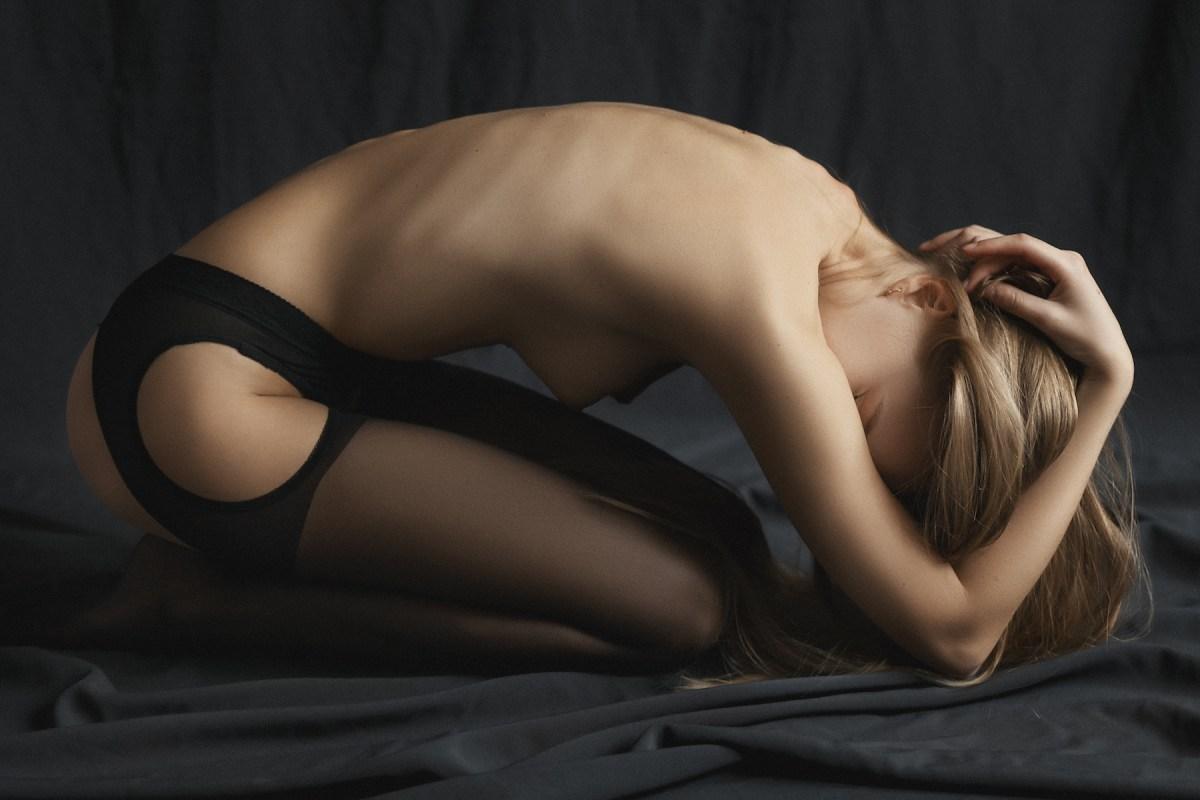 Elizaveta Chigvintseva by Maxim Makarov
