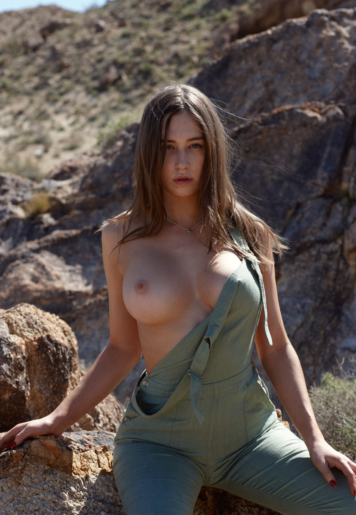 Elsie Hewitt by Stephan Würth for Playboy