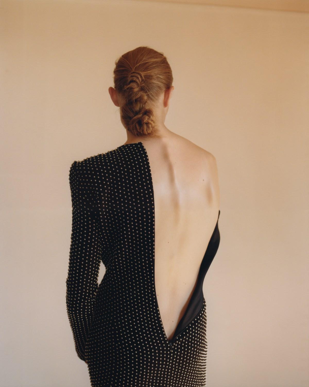 Adela Stenberg by Benjamin Vnuk for Muse Magazine