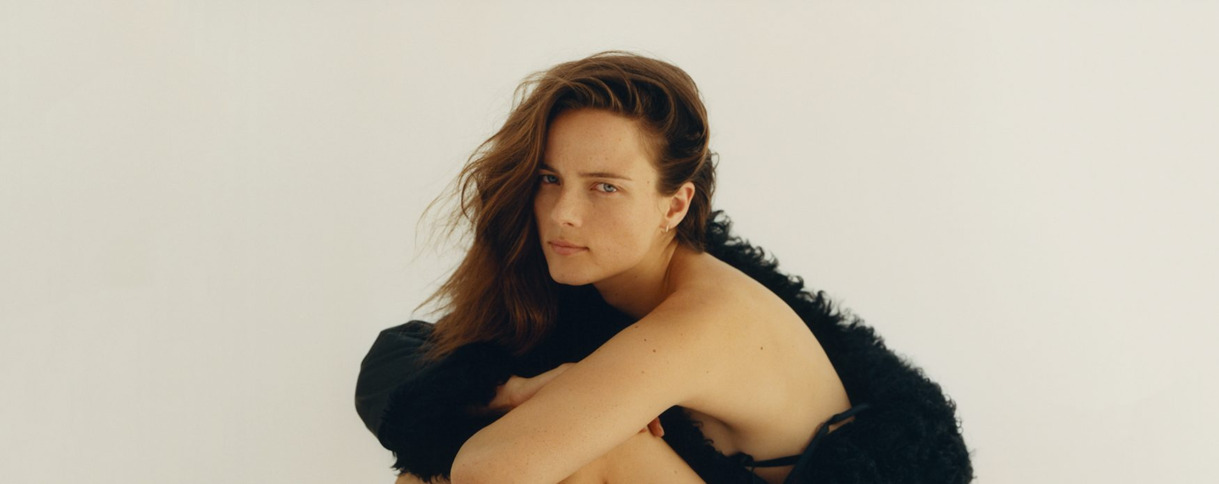 Anna de Rijk photographed by Ben Parks for Manifesto Magazine, September 2018