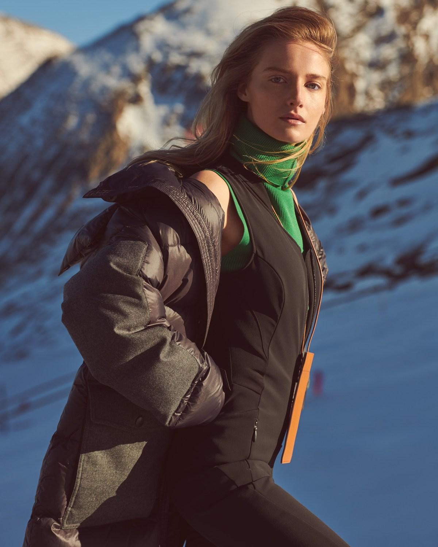 Amanda Norgaard by Andreas Ortner for Myself