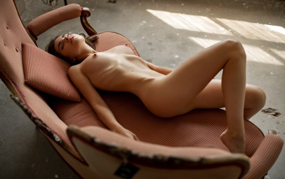 Kate Chromia by Sacha Leyendecker