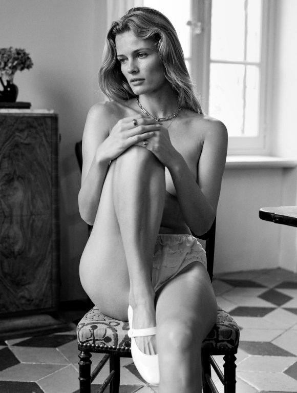 Edita Vilkeviciute by Alexandra Nataf for Unconditional Magazine