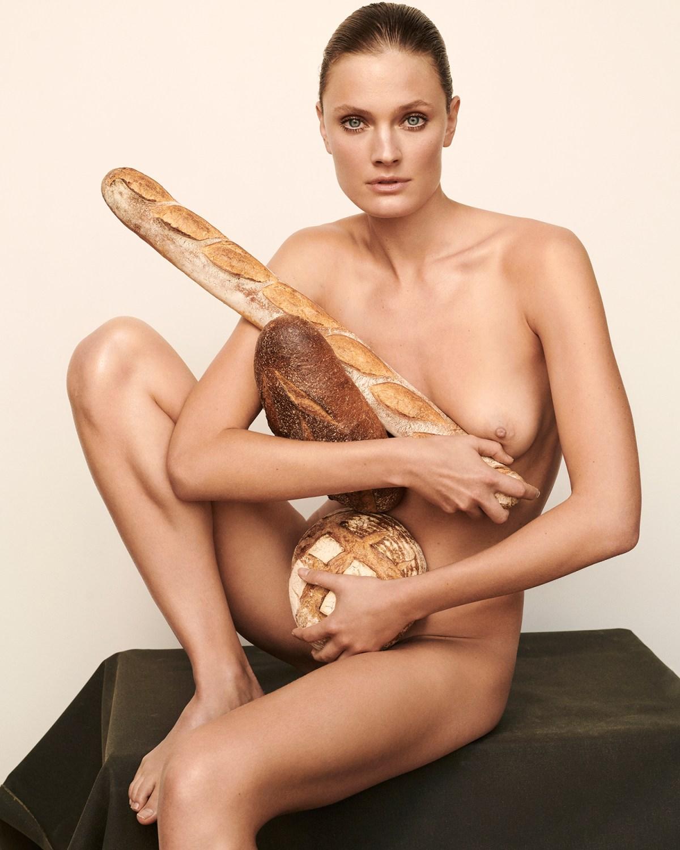 Constance Jablonski by Alexandra Nataf