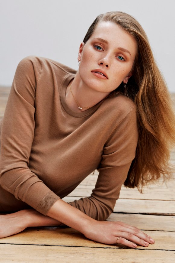 Julia Jones by Kate Davis Macleod for Vogue Ukraine