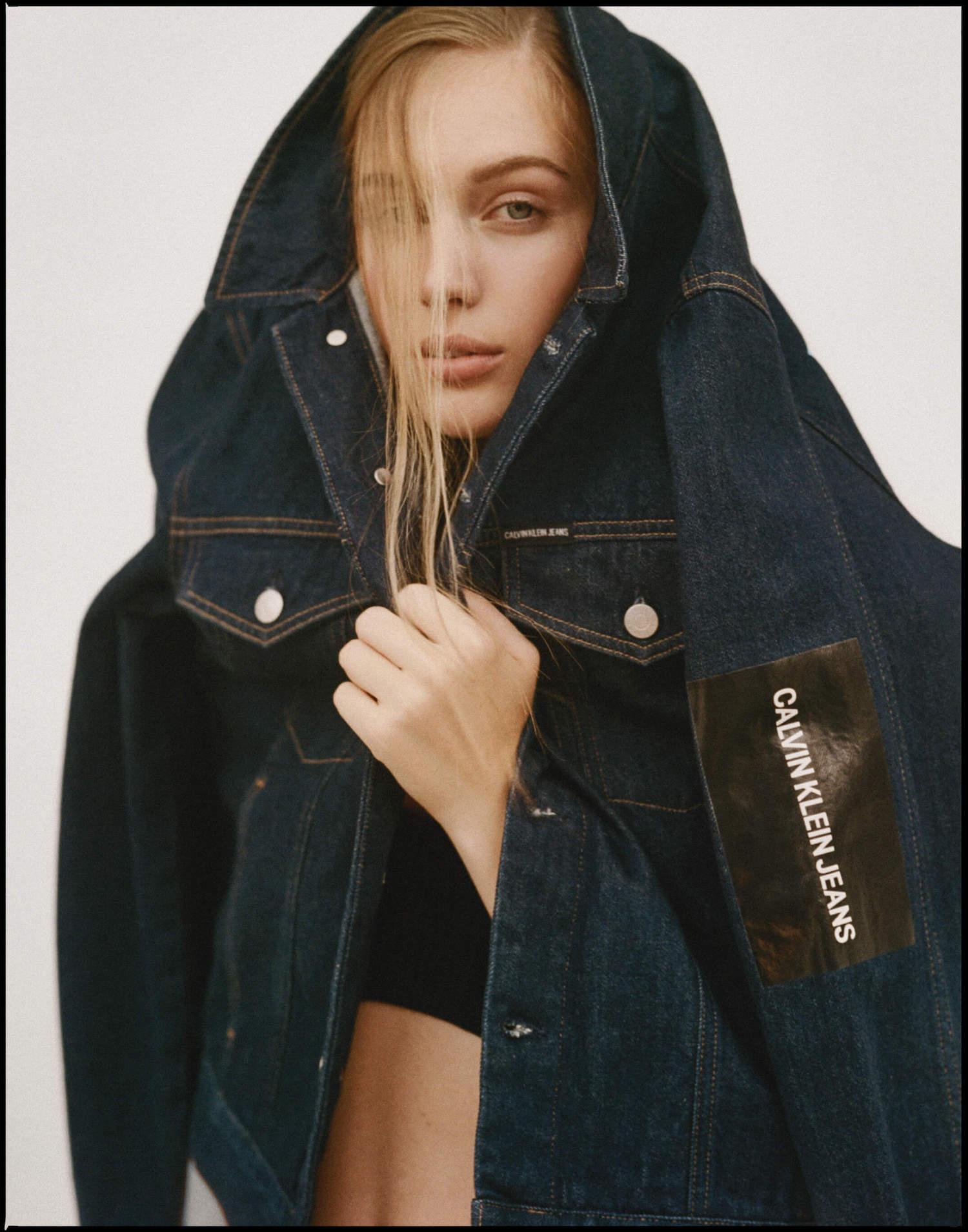 Karolina Egersdorfova by Connor Langford for Doingbird