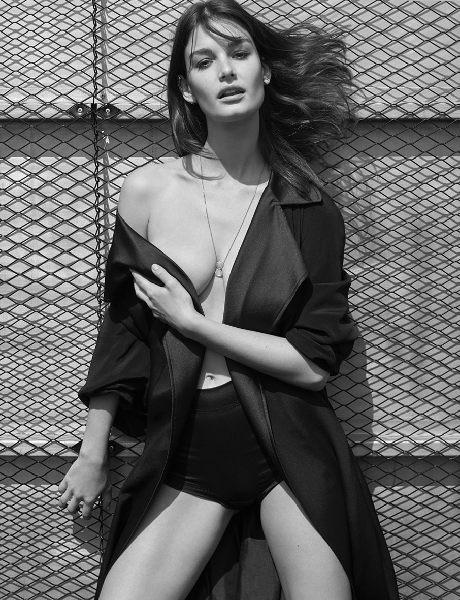 Ophelie Guillermand by Fred Meylan