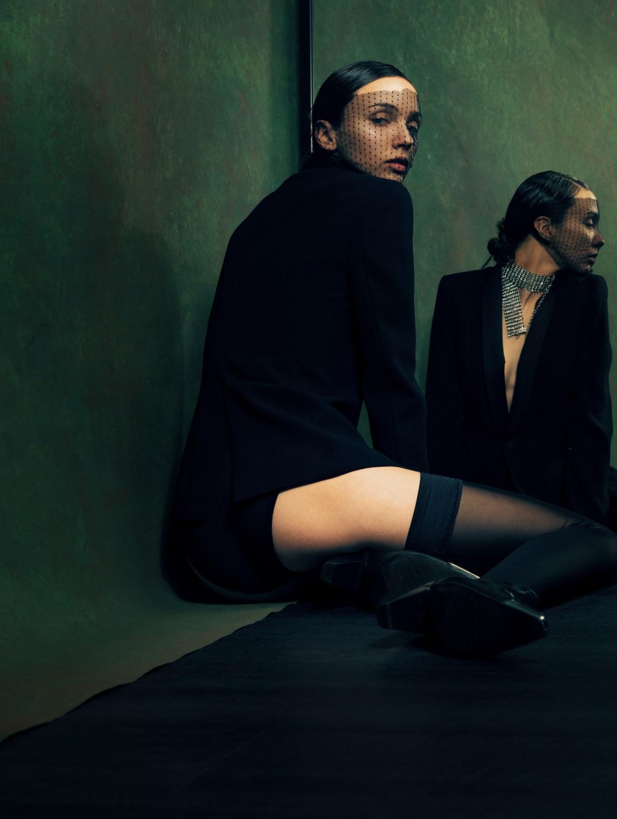 Tanya Hareis by Julian Vector for Portraits Of Girls