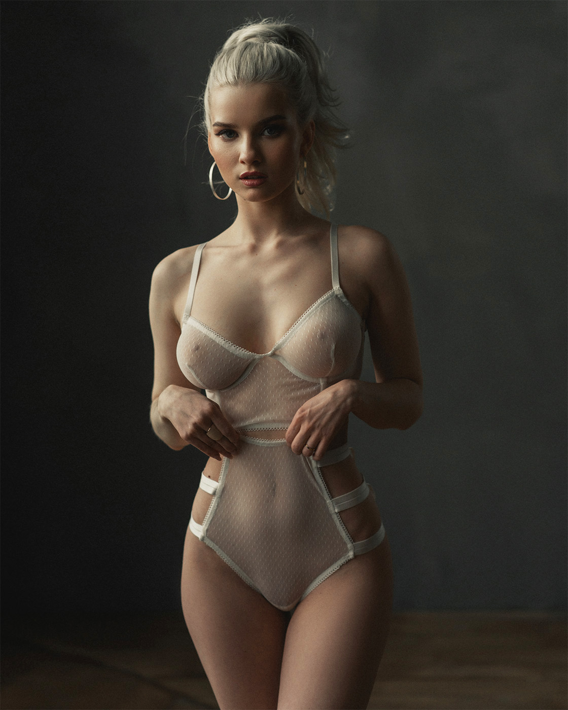 Katerina Pluchevskaya by Stas Shmel