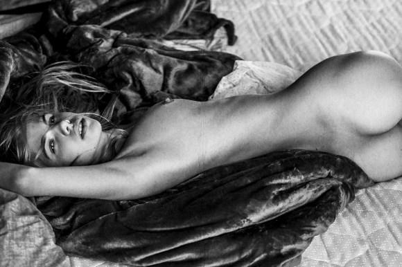 Alexandra Smelova by Alexey Trifonov