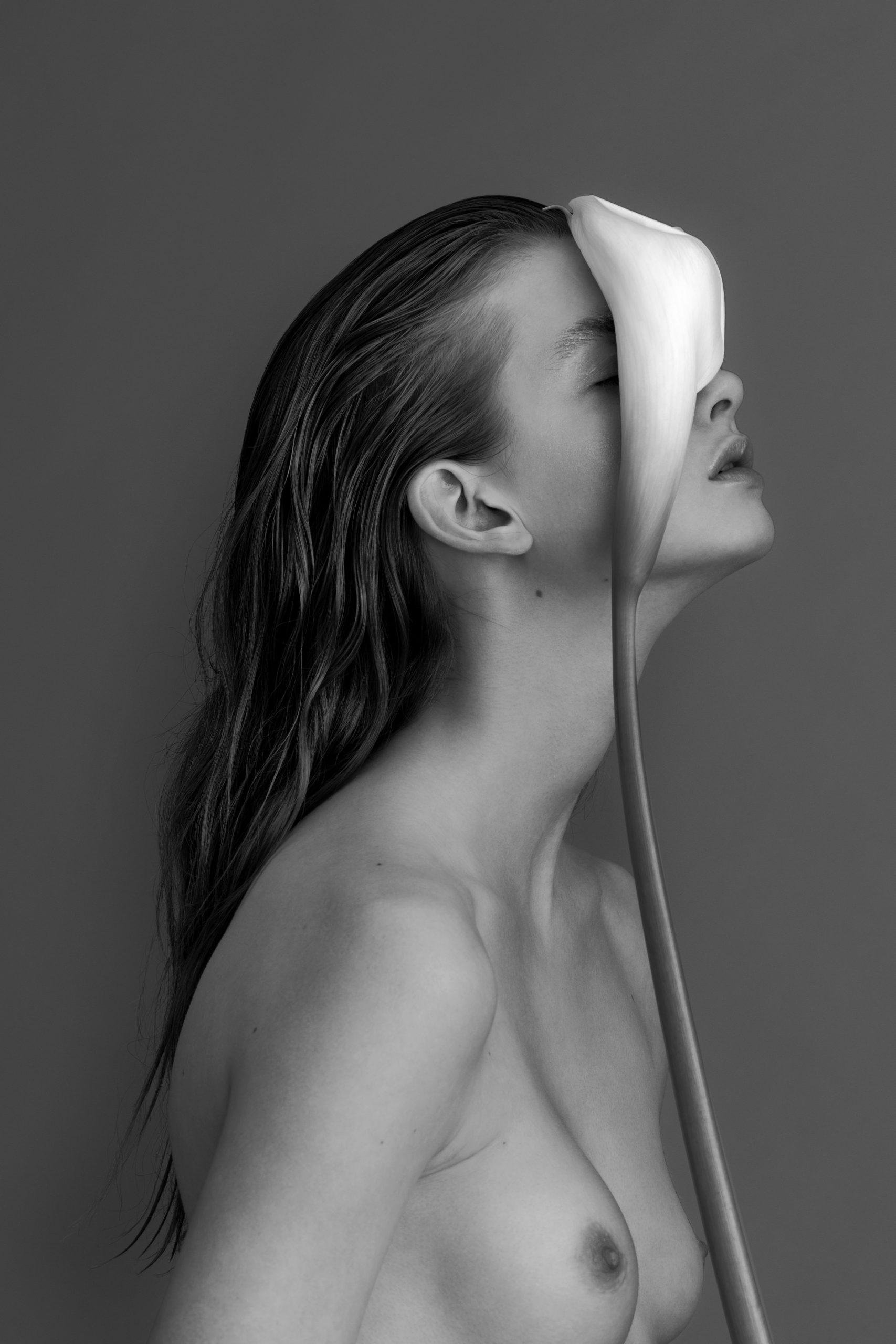 Mathilde Charuet Linetti by Fred Leveugle