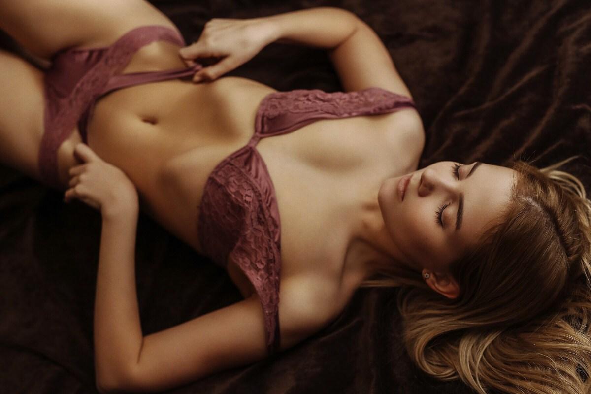 Victoria Sokolova by Alexander Shlezinger