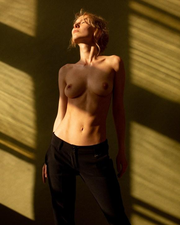 Stefania Iodkovskaya by Igor Shevchuk