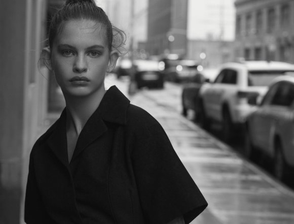 Ansolet Rossouw by Arseny Jabiev for Vogue Russia