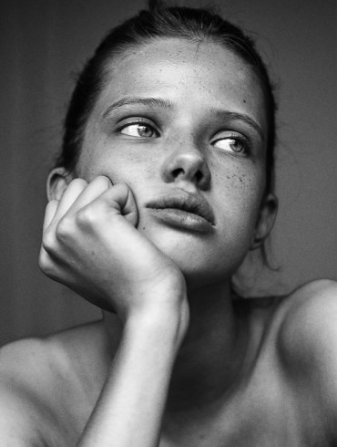 Nikolina Maticevic by Alessio Albi