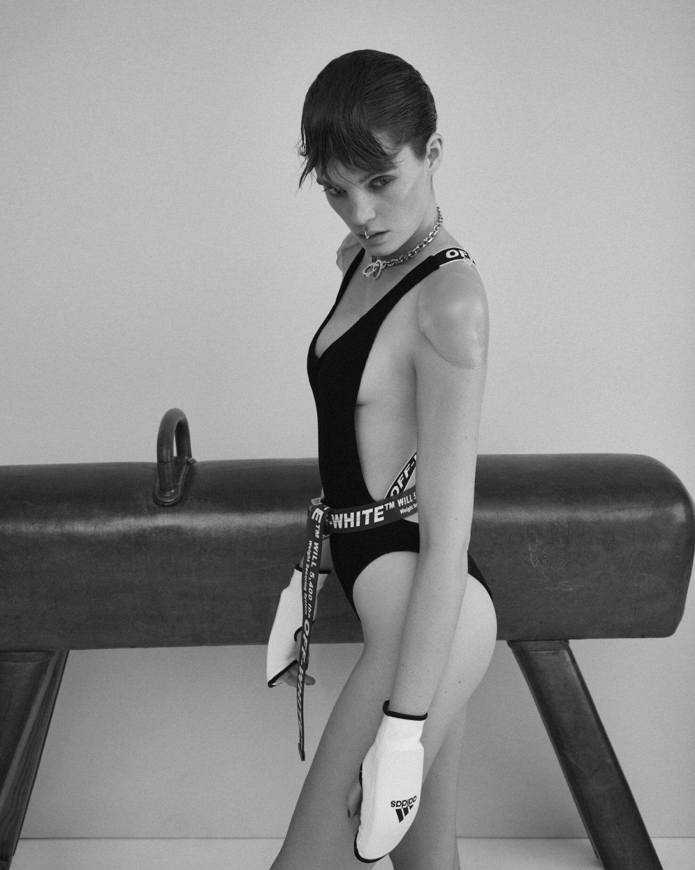 Alexina Graham by Andreas Ortner for Venomous Magazine