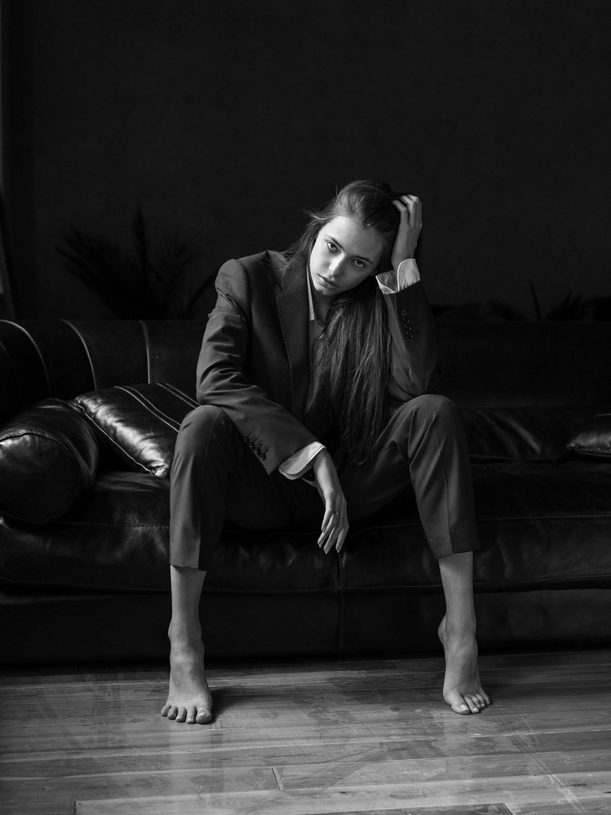 Anastasia Tkachyova by Roman Filippov