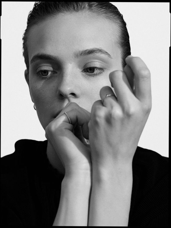 Nimue Smit by David Cohen de Lara for The Diary Issue
