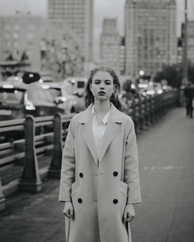 Veronica Danilevska by Alexey Chernyavksy