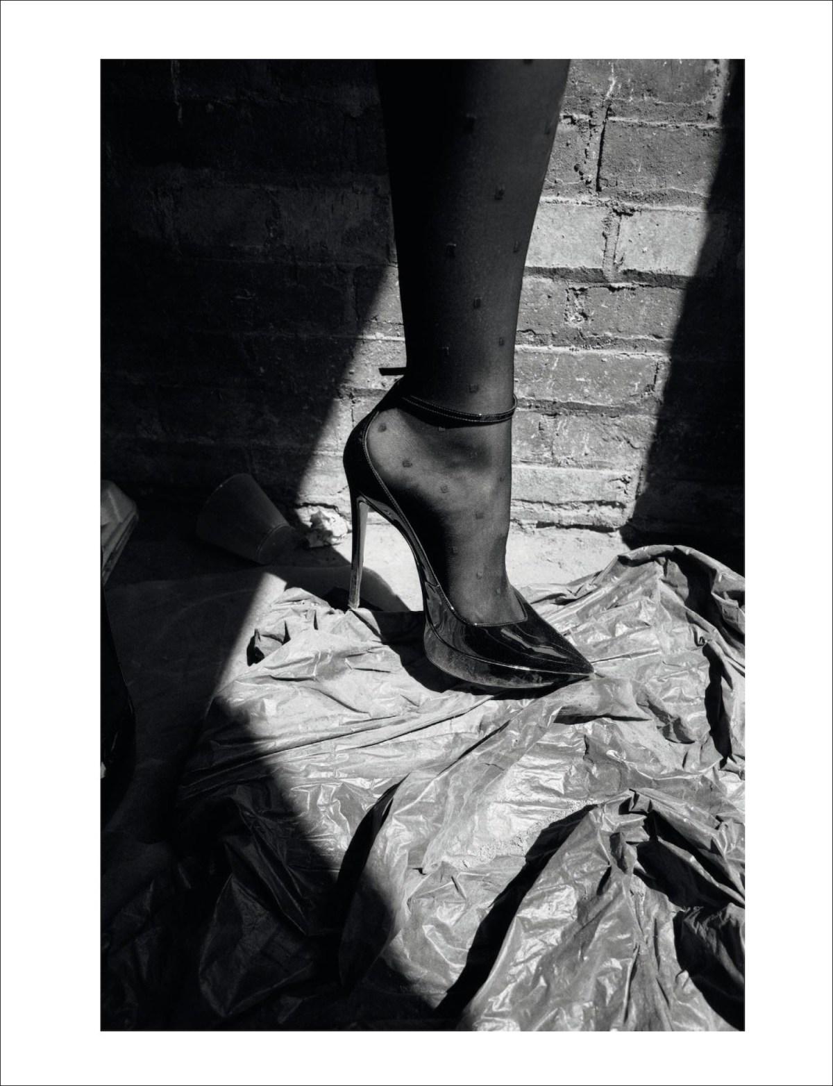 Alexandra Agoston by Cameron McCool for Numéro