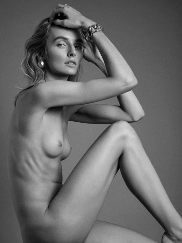 Eva Staudinger by Max Liebenstein
