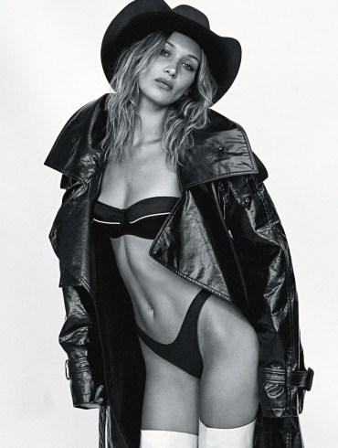 Bella Hadid by Daniel Jackson for Vogue Australia 1