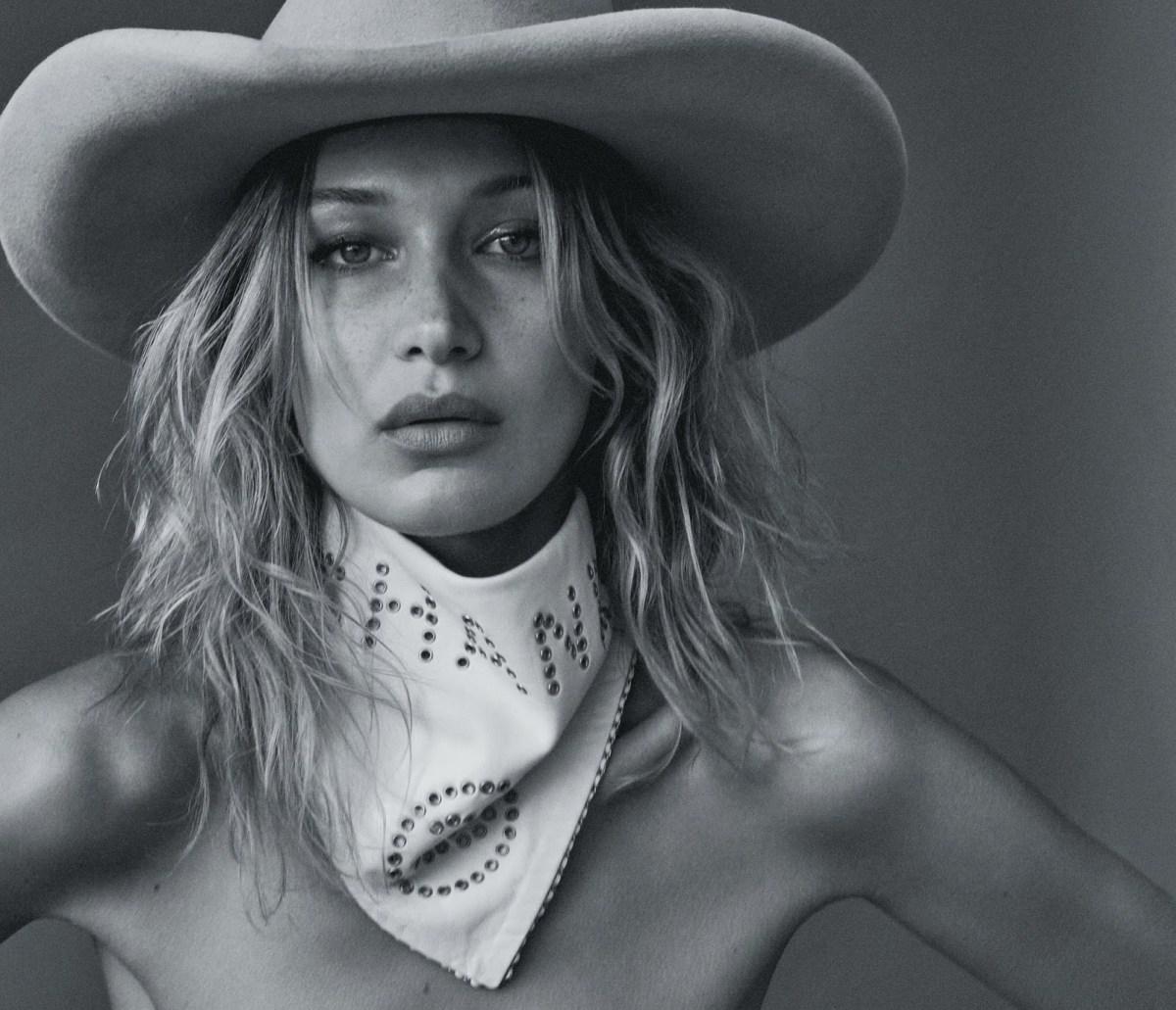 Bella Hadid by Daniel Jackson for Vogue Australia