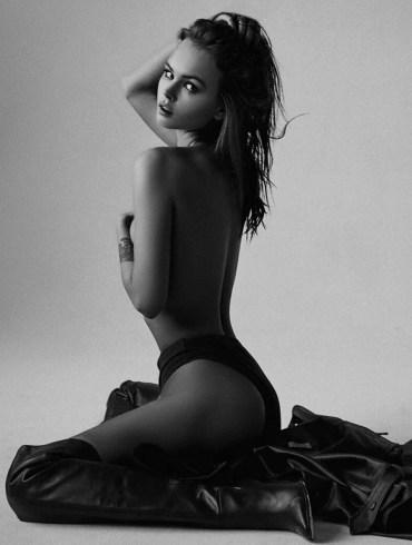 Anastasiya Scheglova by Dasha Mayer
