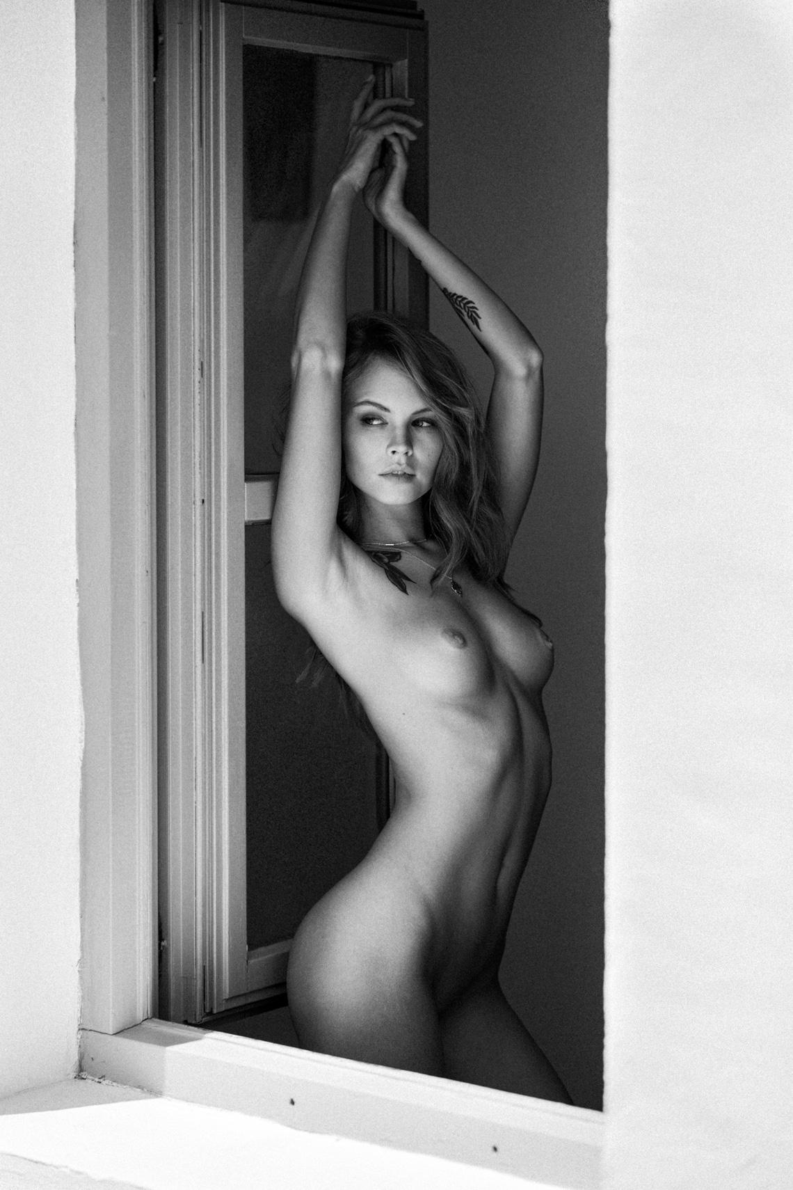 Anastasiya Scheglova by Sacha Leyendeckcer