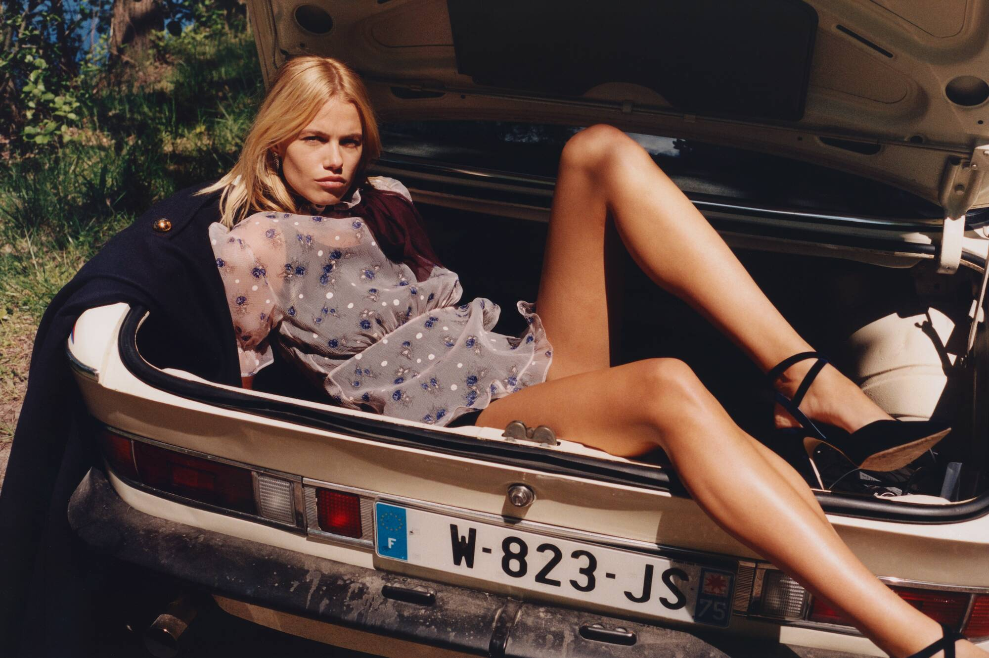 Hailey Clauson by Tung Walsh for Mixte