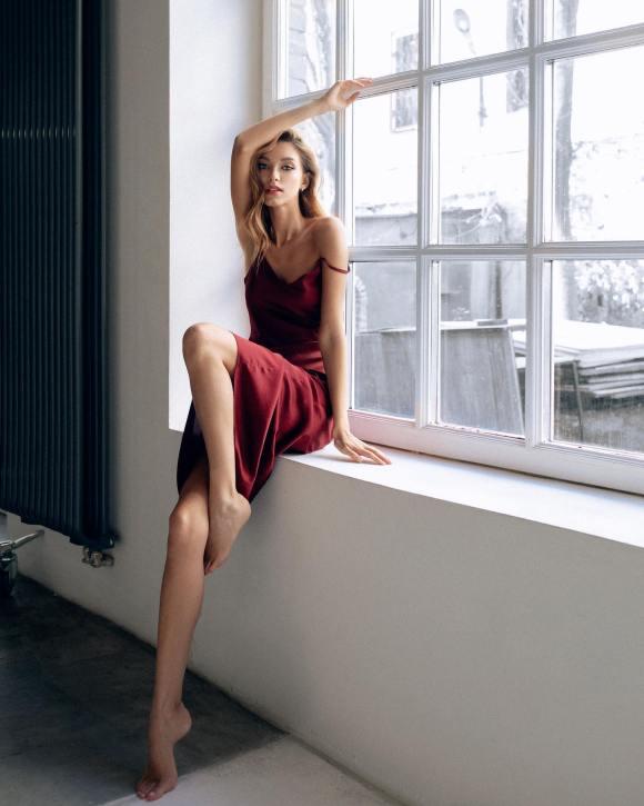 Liza Timshina by Elena Volotova