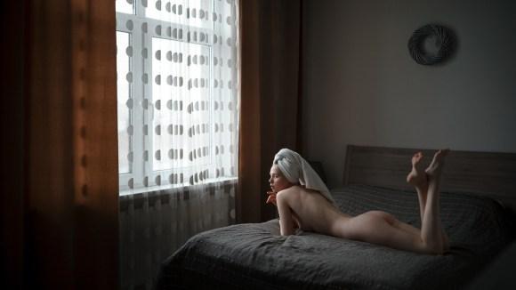 Elena Shilova by Askhat Bardynov