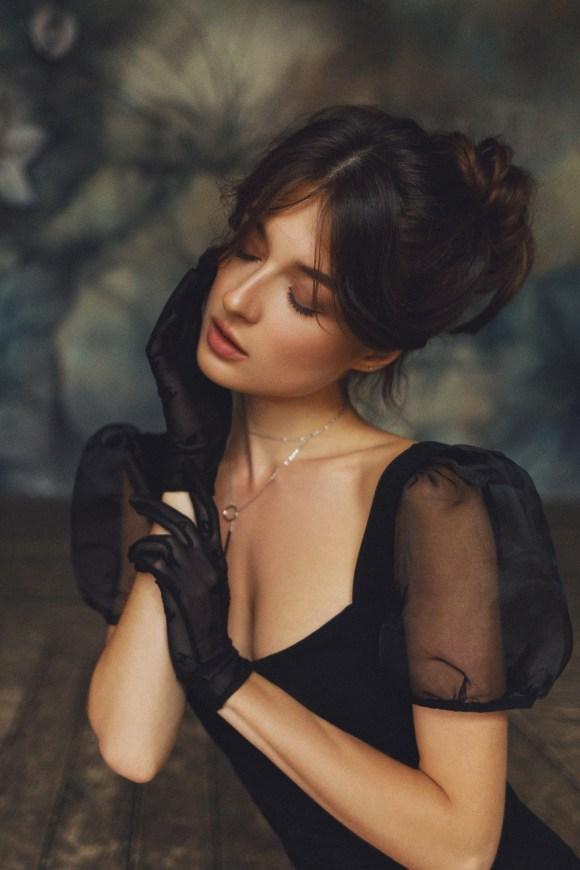 Nadya Bessonova by Kate Vox
