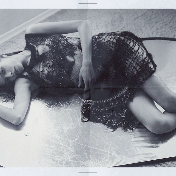 Lena Perminova by Nicole Demeshik