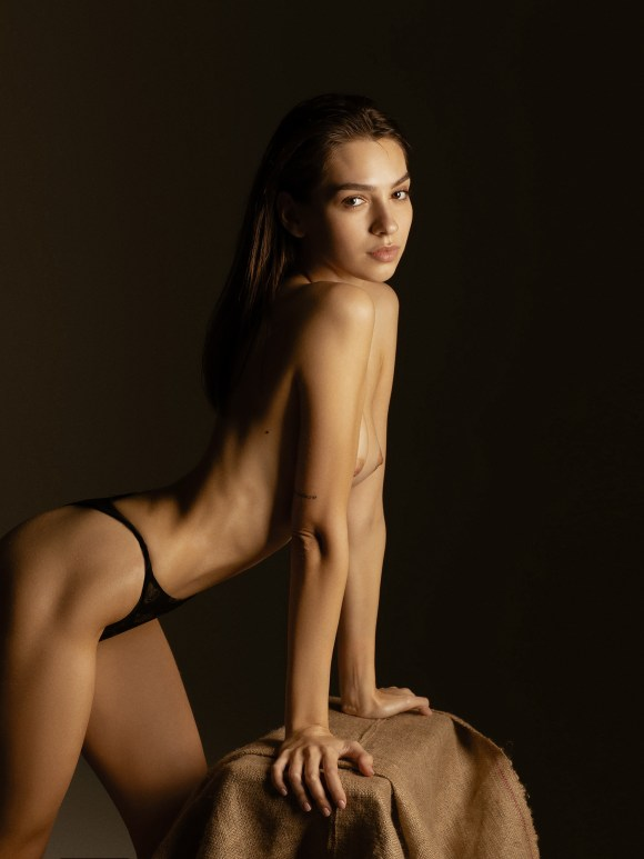 Irina Seneshina by Max Zadorozhny