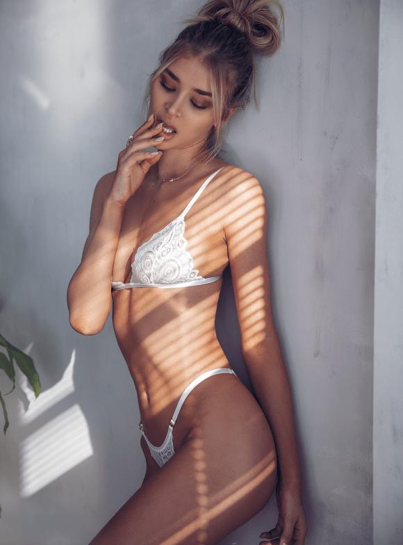 Sofija Milo by Victor Robertof