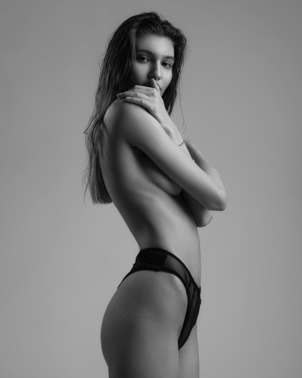Dasha Boyko by Ilya Izvolsky