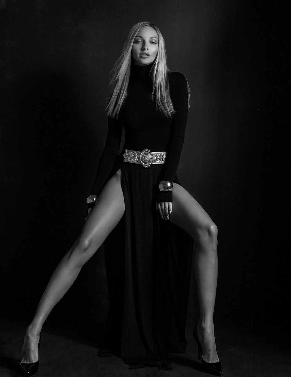 Kristina Sheiter by Greg Cunningham for Factice Magazine