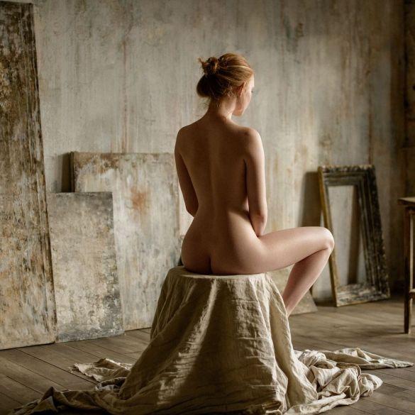 Arina Bik by Sacha Leyendecker