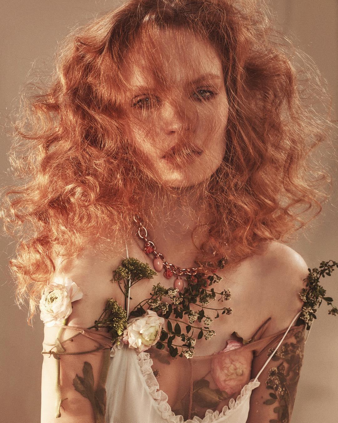 Luisa Bianchin by Nima Benati