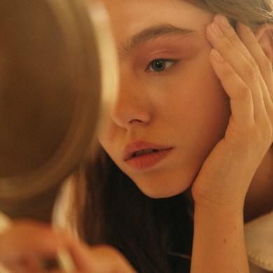 Magdalena Frackowiak by Adriana Roslin for GQ Spain 1