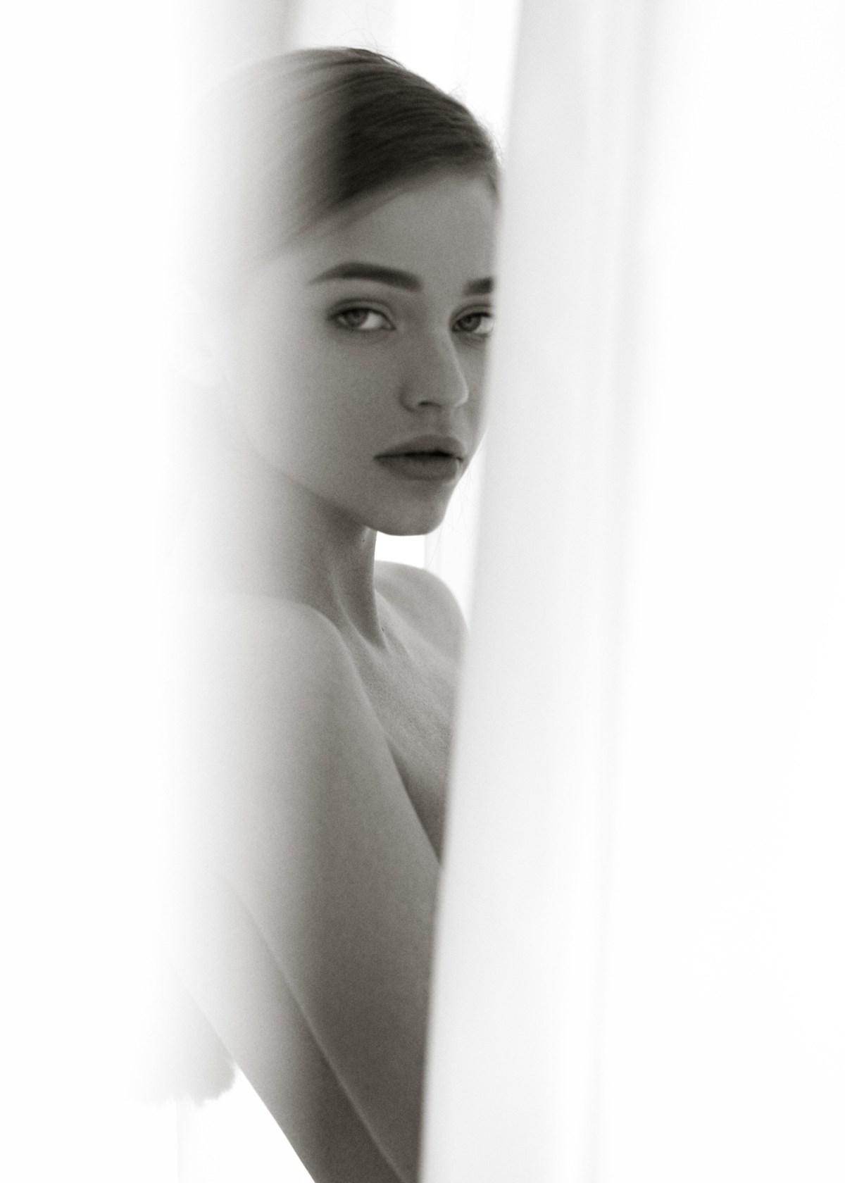Maria Kalinina by Alexey Burcev